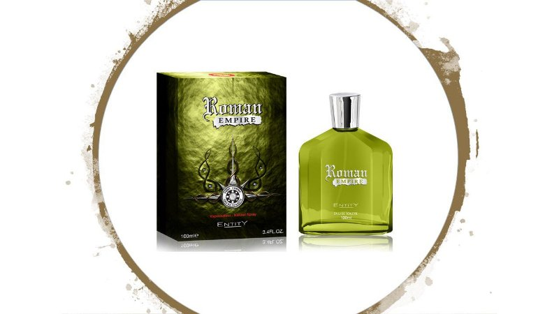 Roman Empire Perfume Entity Masculino Eau De Toilette 100ml