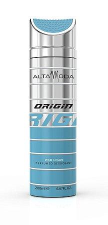 Desodorante Spray Alta Moda Origin Deo 200 ml