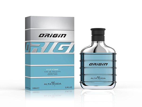 Origin Perfume Alta Moda Masculino Eau de Toilette 100 ml