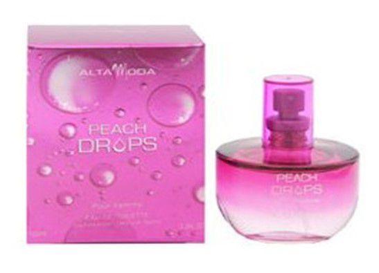 Peach Drops Perfume Alta Moda Feminino Eau de Toilette 100 ml