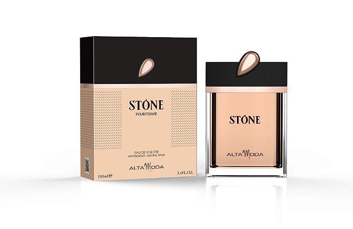 Stone Perfume Alta Moda Feminino Eau de Toilette 100 ml