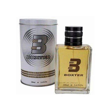 Perfume Boxter White Masculino Eau Toilette 100 ml Metalbox