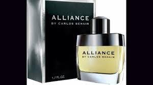 Perfume Alliance by Carlos Benain Masculino Eau de Toilette 50 ml