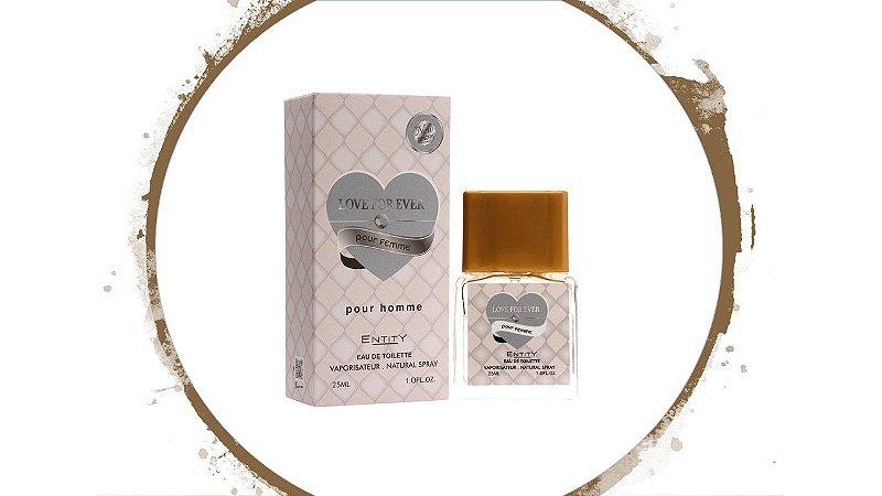 OFERTA 24 HORAS - PERFUME LOVE FOR EVER- 25 ML - NEW CONCEPT