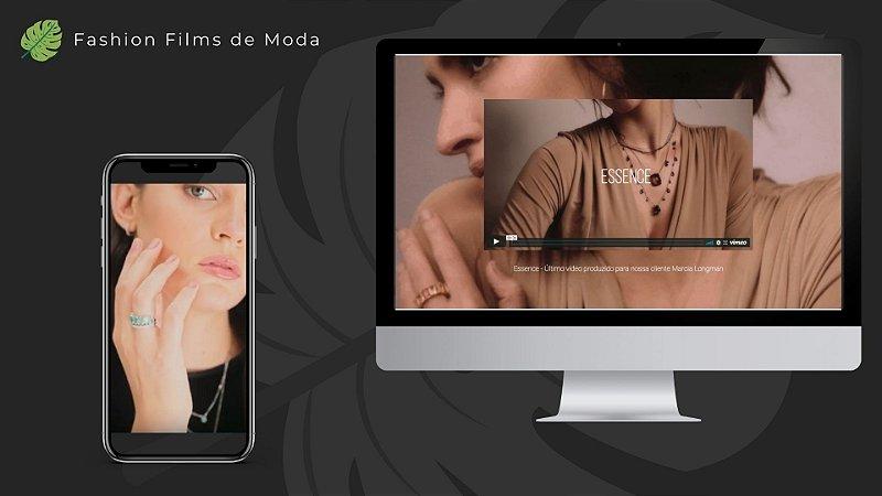 Fashion Films para Joalheria