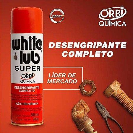 DESENGRIPANTE WHITE LUB SUPER 300ml