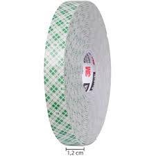Fita Dupla Face 3M Scotch® Fixa Forte Espuma - Uso Interno - 12 mm x 5 m