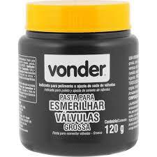 Pasta p/ Esmerilhar Válvulas - Grossa 120g - VONDER