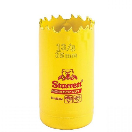 """SERRA COPO AR 35mm - 1.3/8"""" - STARRETT"""