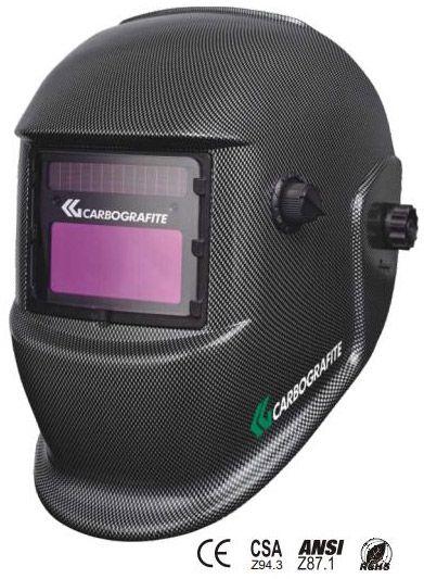 Máscara de Auto-escurecimento Mega DX-500S - CARBOGRAFITE