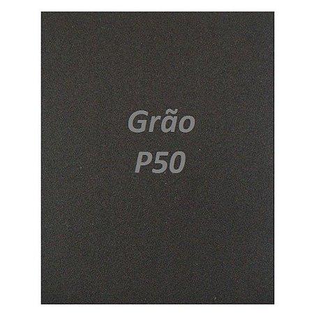 Folha Lixa Ferro 3M™ 221T, grão P50 - 3M *(cada 10 unidades)*