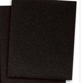Folha Lixa Ferro 3M™ 221T, grão P180 - 3M  *(cada 10 unidades)*