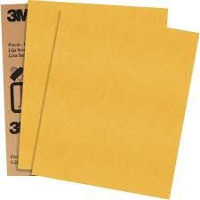 Folha p/ Lixamento a Seco 3M™ 326U Grão P80  *(cada 10 unidades)*