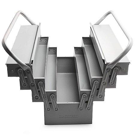 Caixa de Ferramentas 7 gavetas - Ref. 507R - MARCON