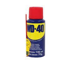 LUBRIFICANTE 100ML WD-40