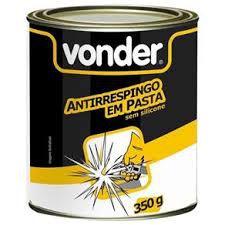 Antirrespingo em Pasta - VONDER