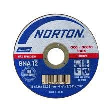 "DISCO CORTE 4.1/2"" - NORTON"