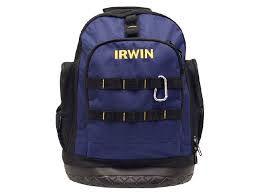 """Mochila 14"""" com Base Emborrachada - Irwin"""
