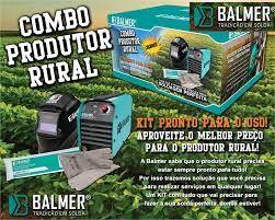 COMBO PRODUTOR RURAL - BALMER