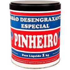 PASTA DESENGRAXANTE ABRASIVA 1Kg - PINHEIRO