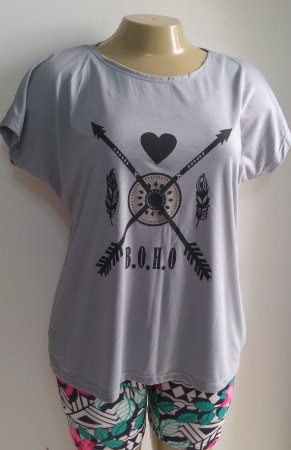 a783336ea Camisetas Plus size G2 - Quero Presente - Moda Fitness