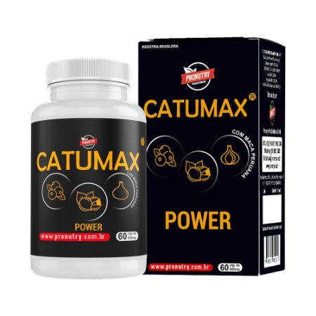 CATUMAX POWER - 60 CÁPSULAS - 500mg