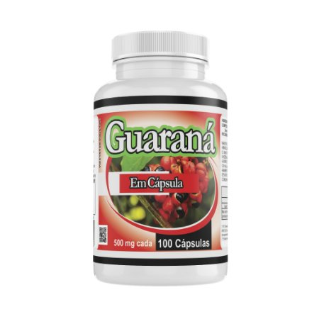 GUARANÁ - 500mg