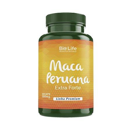 MACA PERUANA - 500mg - Linha Premium