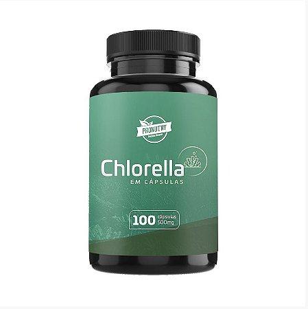 CHLORELLA - 60 cápsulas - 400mg