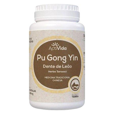 DENTE DE LEÃO (Pu Gong Yin) - 60 Caps