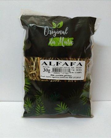 Alfafa - 30gr (Original da Mata)