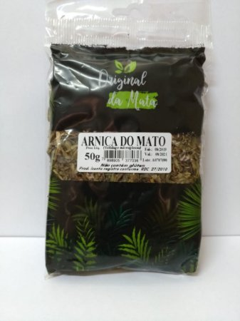 Arnica do Mato - 50gr (Original da mata)