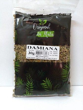 Damiana - 30gr (Original da mata)