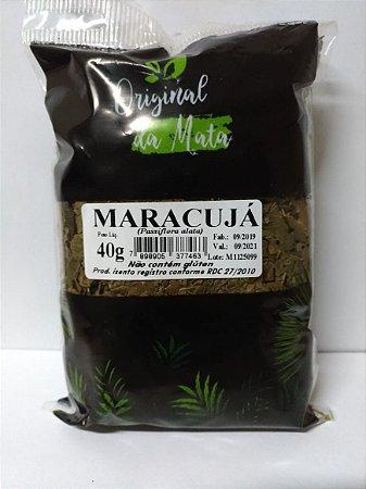 Maracujá (Folha) - 50gr (Original da mata)