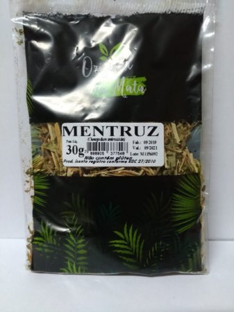 Mentruz - 30gr (Original da mata)