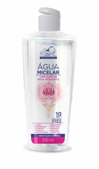 Água Micelar com Óleo de Rosa Mosqueta - 250ml