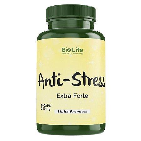 ANTI-STRESS - 60 CÁPSULAS - 500mg