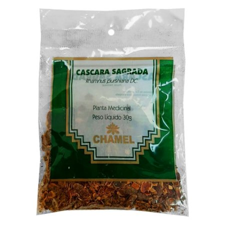 CÁSCARA SAGRADA - 30g (CHAMEL)