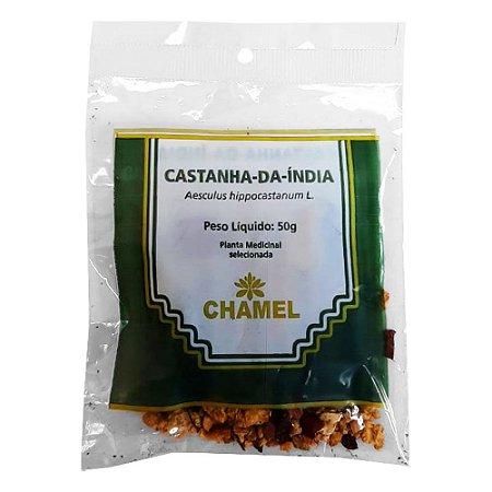 CASTANHA DA ÍNDIA - 50g (CHAMEL)
