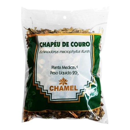 CHAPÉU DE COURO  - 20g (CHAMEL)