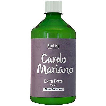 Cardo Mariano - 500ml - Extra Forte