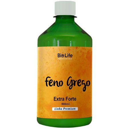 Feno Grego - 500ml - Extra Forte
