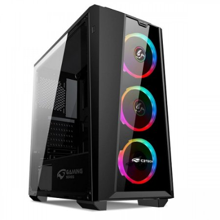 Gabinete Gamer C3 Tech MT-G800