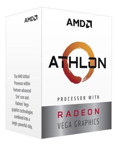 Processador AMD Athlon 3000G
