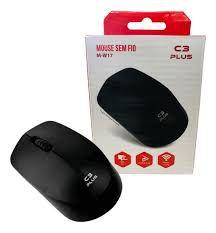 Mouse sem fio C3 Tech M-W17