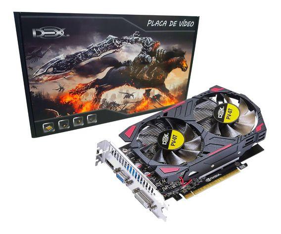 Placa de Vídeo GTX-750TI Dex PV-07