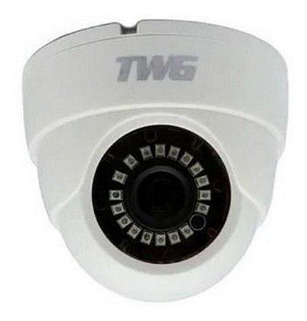 Câmera TWG Dome Infravermelho 2 MP TW-7640 HB