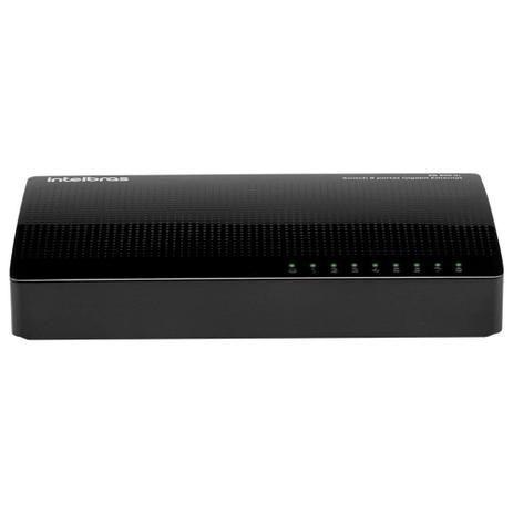 Switch  Intelbras 8 Portas Gigabit SG 800 Q+