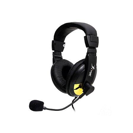 Fone Headset com Fio Gamer Knup KP-320