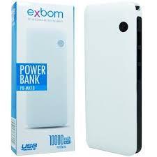 Power Bank Exbom 10000MAH PB-M81SLIM
